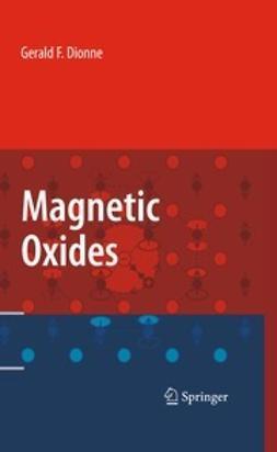 Dionne, Gerald F. - Magnetic Oxides, ebook