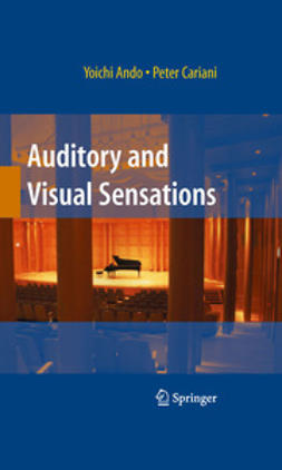 Ando, Yoichi - Auditory and Visual Sensations, ebook