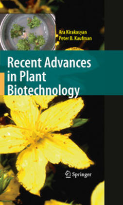 Kirakosyan, Ara - Recent Advances in Plant Biotechnology, ebook