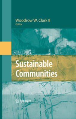 Clark, Woodrow W. - Sustainable Communities, ebook