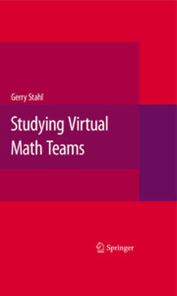 Stahl, Gerry - Studying Virtual Math Teams, ebook