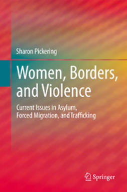 Pickering, Sharon - Women, Borders, and Violence, e-bok