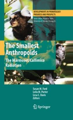 Ford, Susan M. - The Smallest Anthropoids, e-kirja