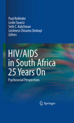 Rohleder, Poul - HIV/AIDS in South Africa 25 Years On, ebook