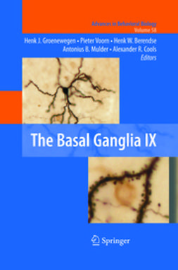 Groenewegen, Hendrik Jan - The Basal Ganglia IX, e-bok
