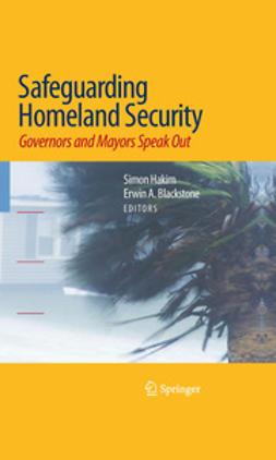 Hakim, Simon - Safeguarding Homeland Security, ebook