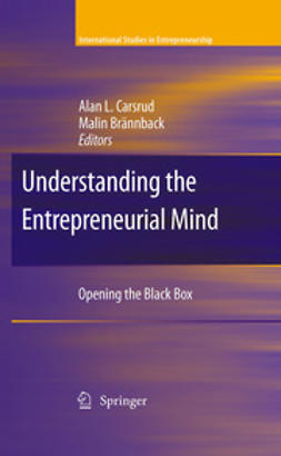 Carsrud, Alan L. - Understanding the Entrepreneurial Mind, ebook
