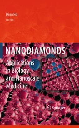 Ho, Dean - Nanodiamonds, ebook