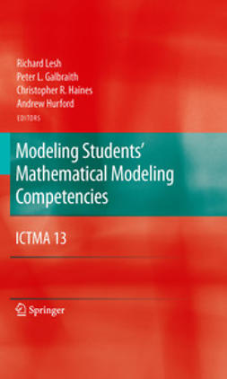 Lesh, Richard - Modeling Students¿ Mathematical Modeling Competencies, ebook