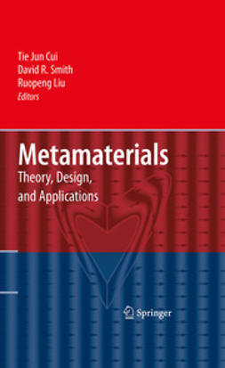 Cui, Tie Jun - Metamaterials, ebook