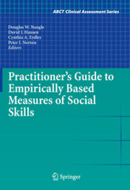 Nangle, Douglas W. - Practitioner's Guide to Empirically Based Measures of Social Skills, ebook