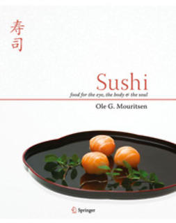 Mouritsen, Ole G. - SUSHI Food for the eye, the body & the soul, ebook