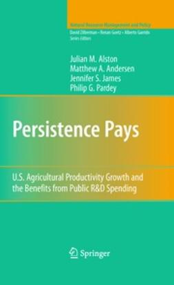 Alston, Julian M. - Persistence Pays, ebook