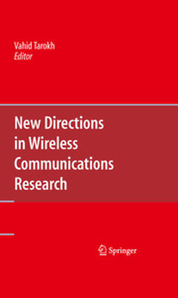 Tarokh, Vahid - New Directions in Wireless Communications Research, ebook