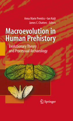 Prentiss, Anna - Macroevolution in Human Prehistory, ebook