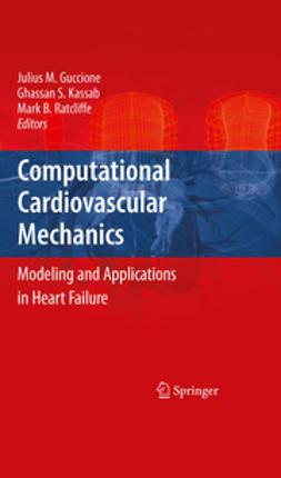 Guccione, Julius M. - Computational Cardiovascular Mechanics, ebook