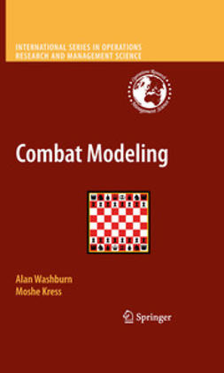 Washburn, Alan - Combat Modeling, ebook