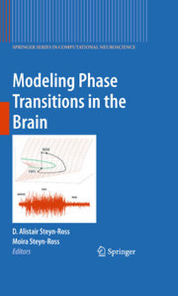 Steyn-Ross, D. Alistair - Modeling Phase Transitions in the Brain, e-kirja