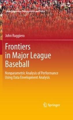 Ruggiero, John - Frontiers in Major League Baseball, e-kirja