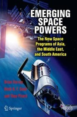 Harvey, Brian - Emerging Space Powers, ebook