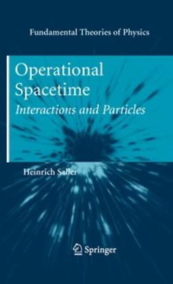 Saller, Heinrich - Operational Spacetime, ebook