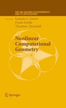 Emiris, Ioannis Z. - Nonlinear Computational Geometry, ebook