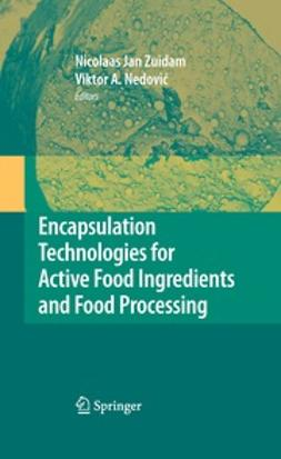 Zuidam, N.J. - Encapsulation Technologies for Active Food Ingredients and Food Processing, ebook