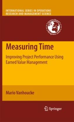 Vanhoucke, Mario - Measuring Time, ebook