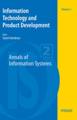 Nambisan, Satish - Information Technology and Product Development, e-bok
