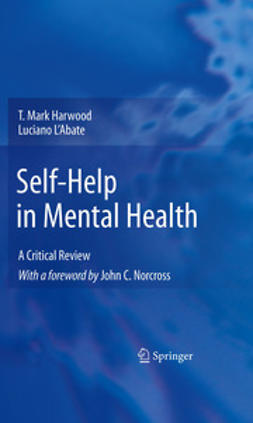 Harwood, T. Mark - Self-Help in Mental Health, ebook