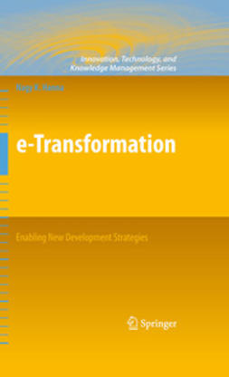 Hanna, Nagy K. - e-Transformation: Enabling New Development Strategies, ebook