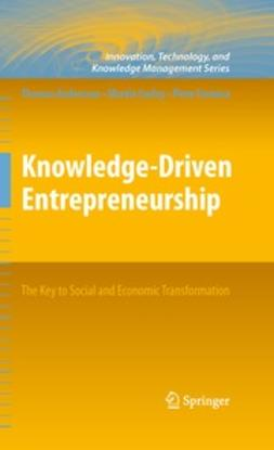 Andersson, Thomas - Knowledge-Driven Entrepreneurship, e-kirja