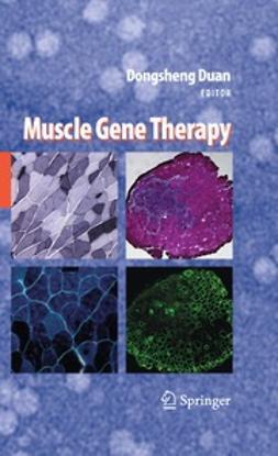 Duan, Dongsheng - Muscle Gene Therapy, e-bok