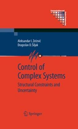 Zecevic, Aleksandar - Control of Complex Systems, ebook