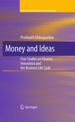 Mahagaonkar, Prashanth - Money and Ideas, ebook