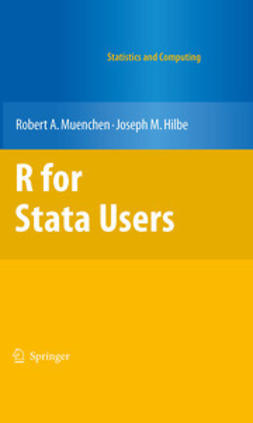 Muenchen, Robert A. - R for Stata Users, e-kirja