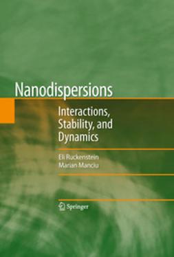Ruckenstein, Eli - Nanodispersions, ebook