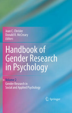 Chrisler, Joan C. - Handbook of Gender Research in Psychology, e-bok
