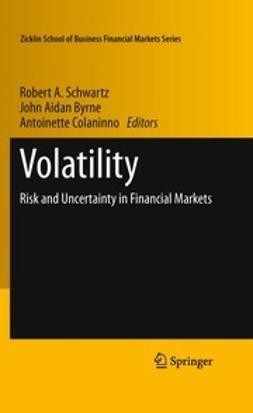 Schwartz, Robert A. - Volatility, ebook