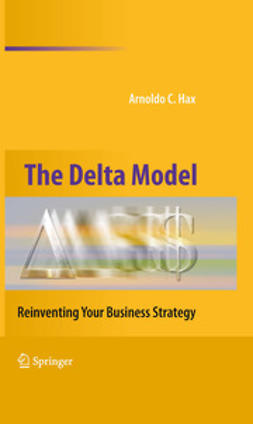 Hax, Arnoldo C. - The Delta Model, ebook