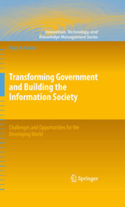 Hanna, Nagy K. - Transforming Government and Building the Information Society, ebook