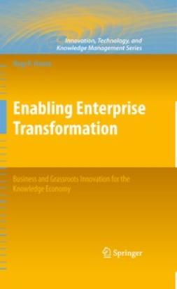 Hanna, Nagy K. - Enabling Enterprise Transformation, ebook