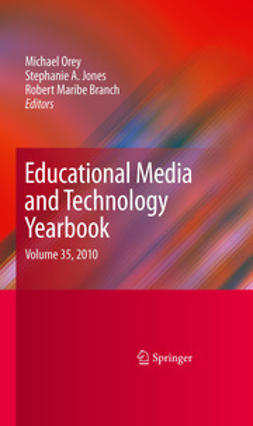 Orey, Michael - Educational Media and Technology Yearbook, e-kirja