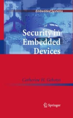 Gebotys, Catherine H. - Security in Embedded Devices, ebook
