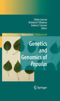 Jansson, Stefan - Genetics and Genomics of Populus, ebook