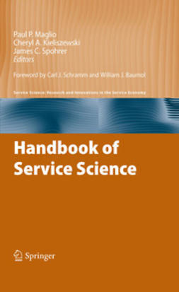 Maglio, Paul P. - Handbook of Service Science, ebook