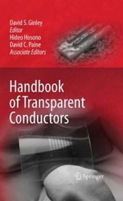 Ginley, David S. - Handbook of Transparent Conductors, ebook