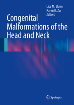 Elden, Lisa M. - Congenital Malformations of the Head and Neck, ebook