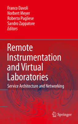 Davoli, Franco - Remote Instrumentation and Virtual Laboratories, ebook