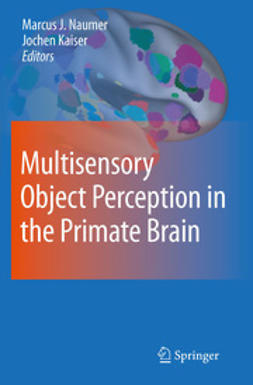 Kaiser, Jochen - Multisensory Object Perception in the Primate Brain, e-bok